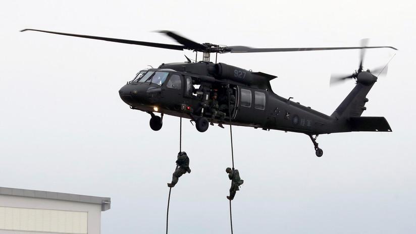 ¿Helicópteros Black Hawk sobre Washington?: el Pentágono revela accidentalmente una misión secreta