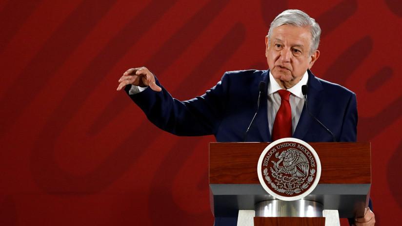 """López Obrador: """"El FMI no decidirá más sobre la agenda de México, eso se acabó ya"""""""