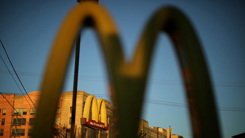 EE.UU.: Una mujer dispara en un McDonald's porque sus patatas fritas estaban frías