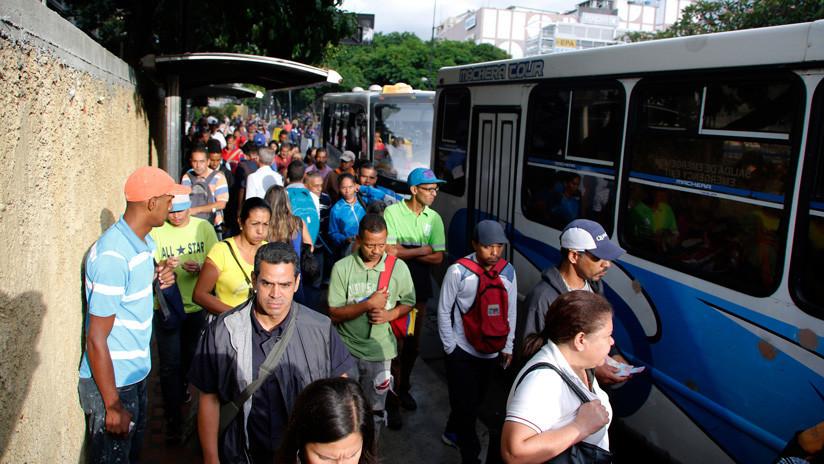 El Gobierno venezolano anuncia la recuperación total del servicio eléctrico en la mayoría de Estados del país