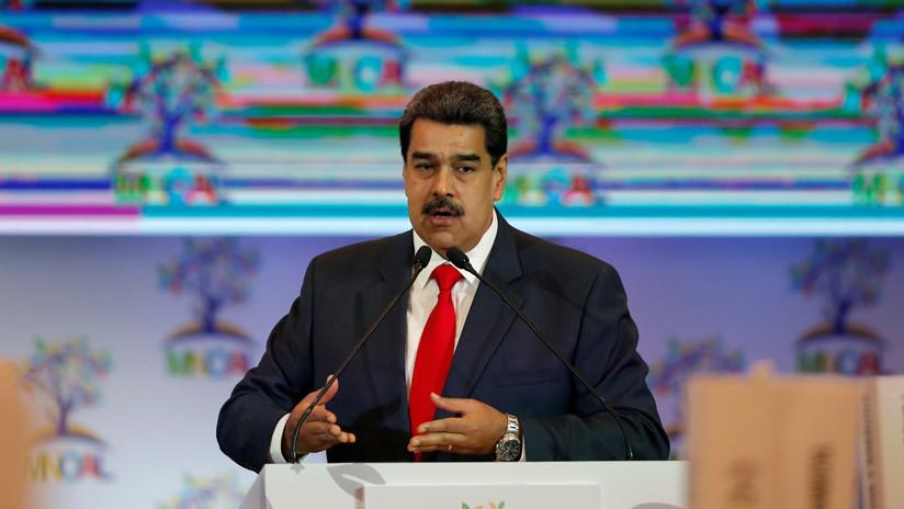 """EE.UU. le comunicó a Maduro que tiene un """"corto plazo"""" para dejar el poder"""
