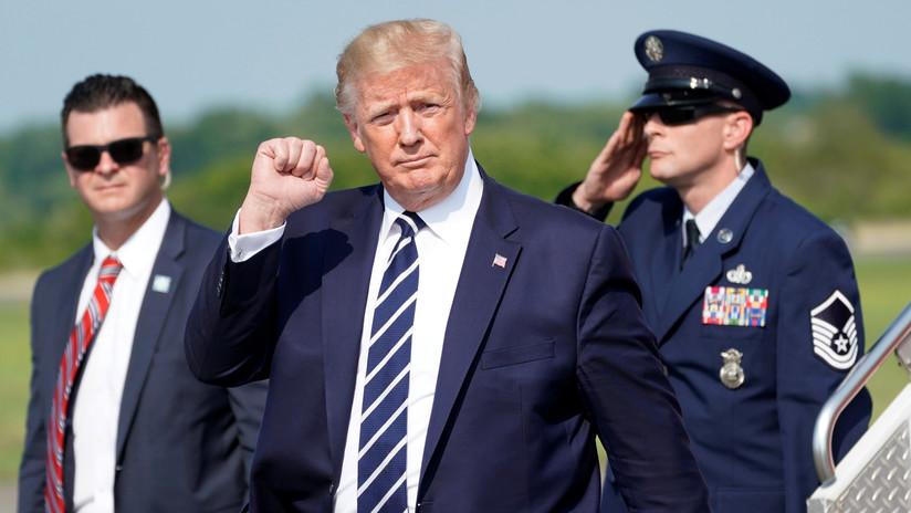 Trump presenta una demanda para impedir que Nueva York revele su declaración fiscal