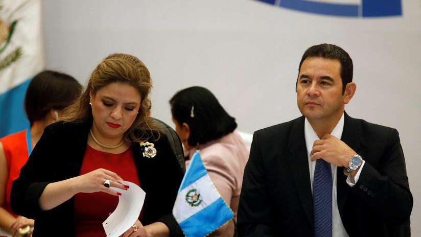 Guatemala advierte de riesgos en la relación con EE.UU. y culpa a la Corte de Constitucionalidad