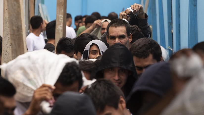 El presidente guatemalteco Jimmy Morales entrega revocatoria para negociar acuerdo de tercer país seguro
