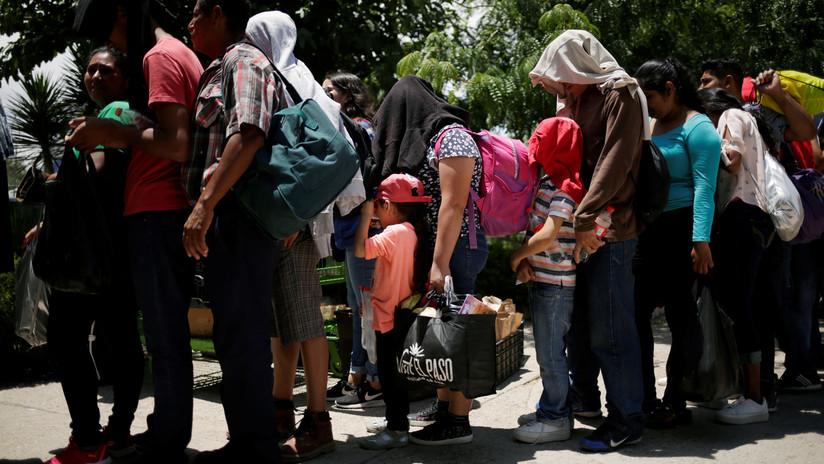 México: Hallan 150 migrantes en un camión, incluyendo a 66 menores