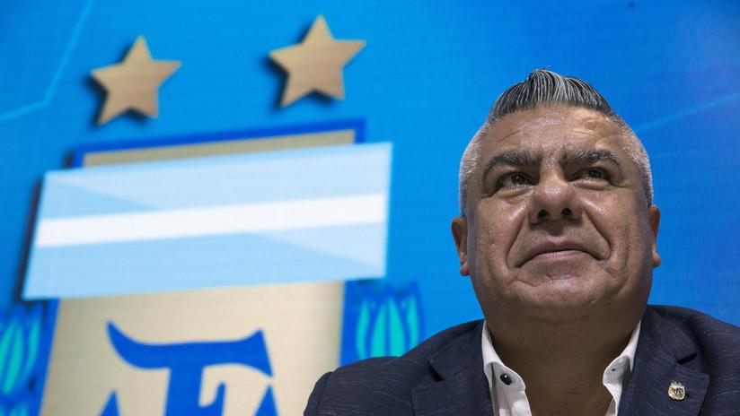 La Conmebol retira a dirigente argentino que representaba al organismo ante la FIFA por polémica carta