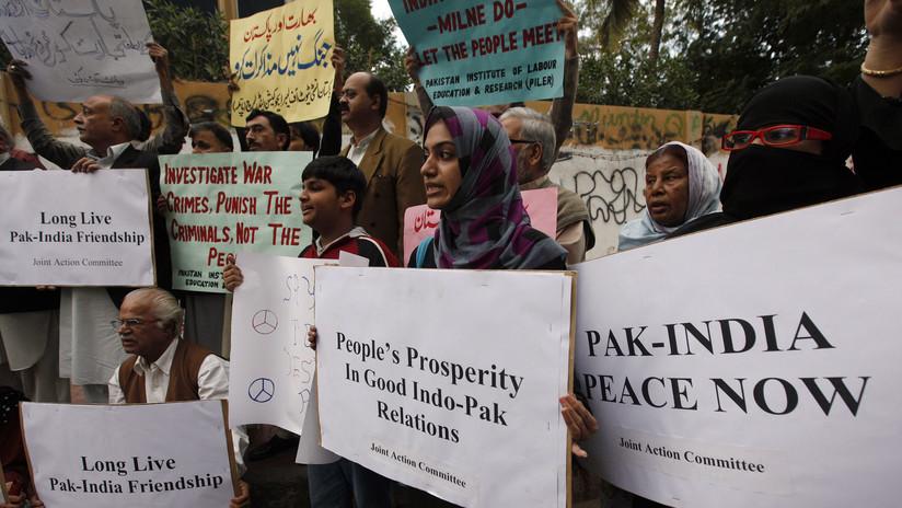 """""""La guerra nuclear no es una opción"""": Pakistán dejaría atrás armas nucleares si India hiciera lo mismo"""