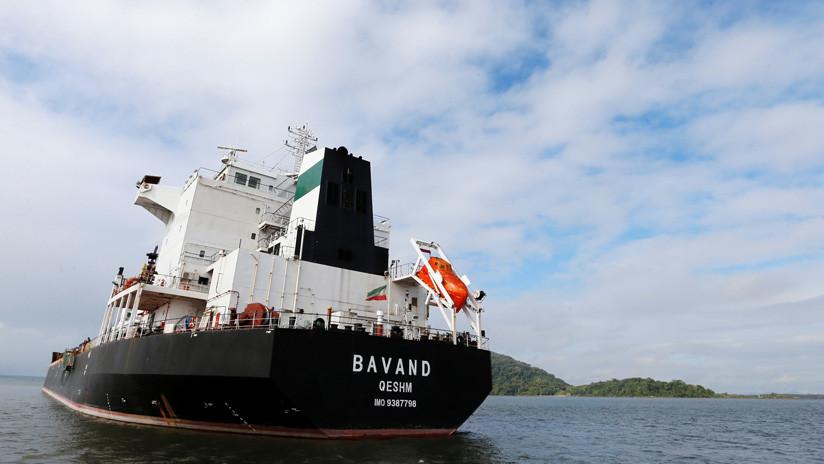 Irán amenaza a Brasil con reducir sus importaciones si no deja que dos buques se abastezcan en su costa