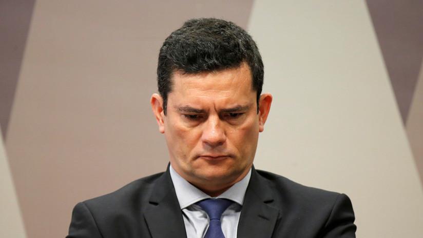 Detienen a cuatro sospechosos de 'hackear' el celular del ministro brasileño Sergio Moro