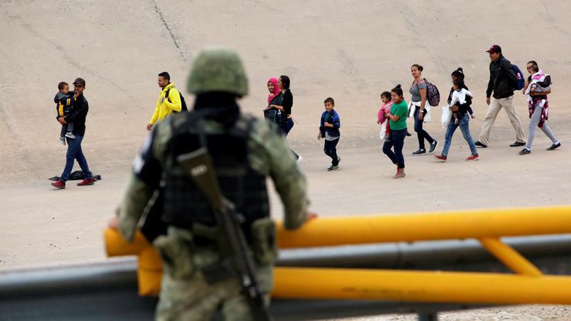 La CIDH critica las políticas migratorias adoptadas por México y EE.UU.