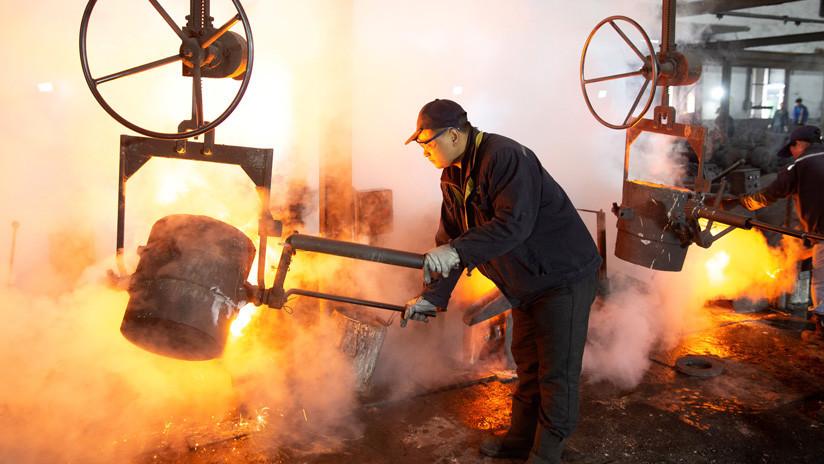 La guerra comercial con EE.UU. se lleva por delante casi 2 millones de empleos industriales en China