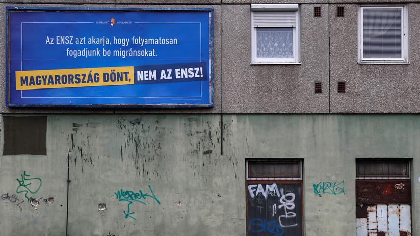 La Comisión Europea lleva a Hungría ante la Justicia por criminalizar el apoyo a los solicitantes de asilo