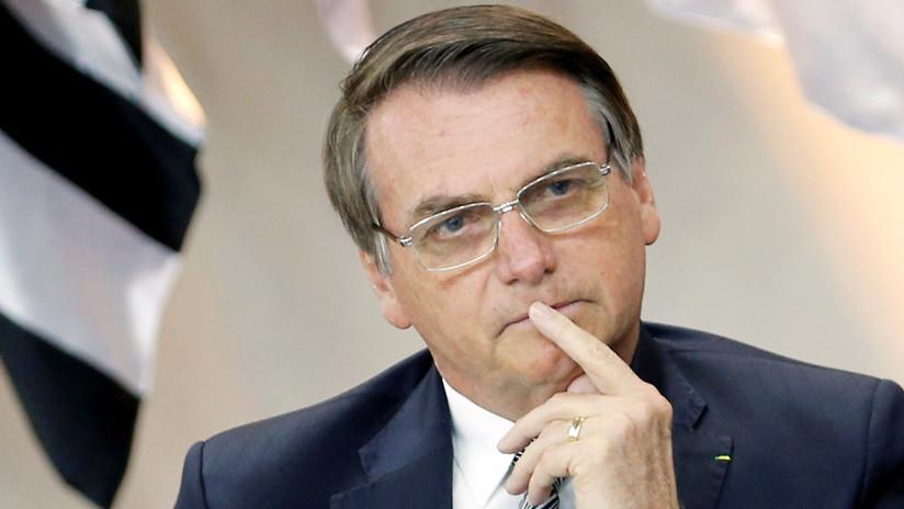 El Ministerio de Justicia de Brasil denuncia que los celulares de Bolsonaro fueron 'hackeados'