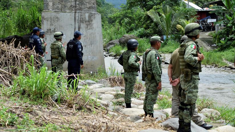 Trump agradece a México el despliegue de tropas en la frontera con Guatemala