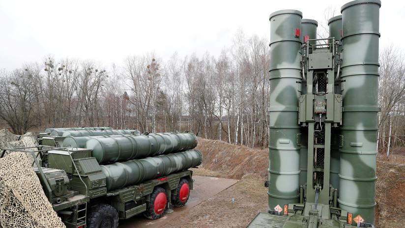 """Pompeo advierte a Turquía que no haga """"operativos"""" los sistemas S-400"""