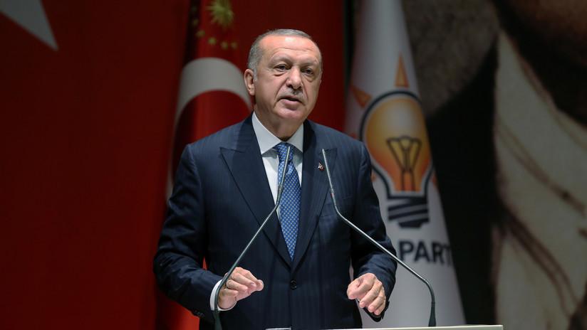 Erdogan: Turquía empezará a utilizar los sistemas rusos S-400 en abril de 2020