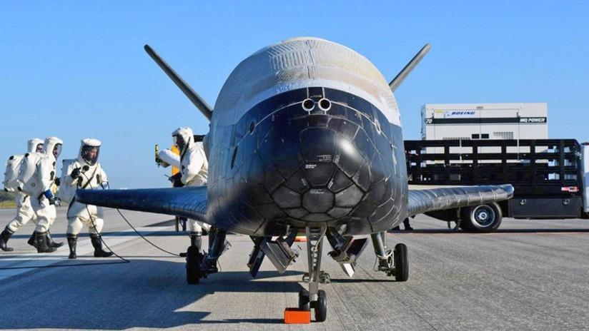 Ex jefa de la Fuerza Aérea de EE.UU. devela la verdadera misión de la nave espacial X-37B