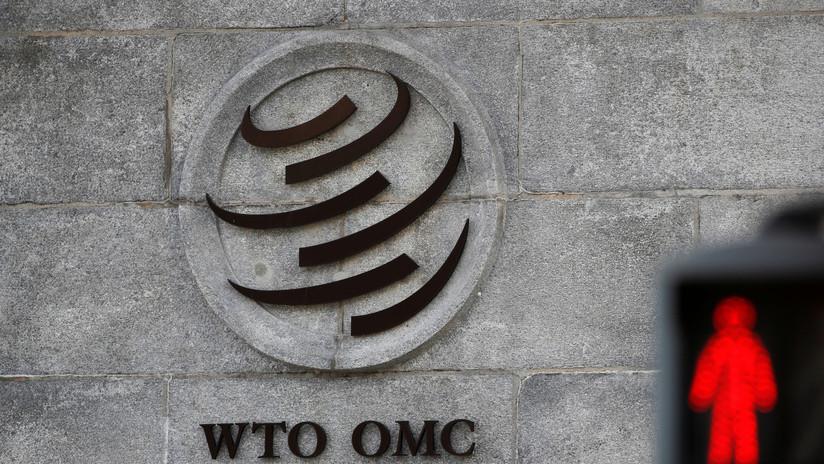 """Trump presiona a la OMC para que cambie el estatus de China como """"país en desarrollo"""""""
