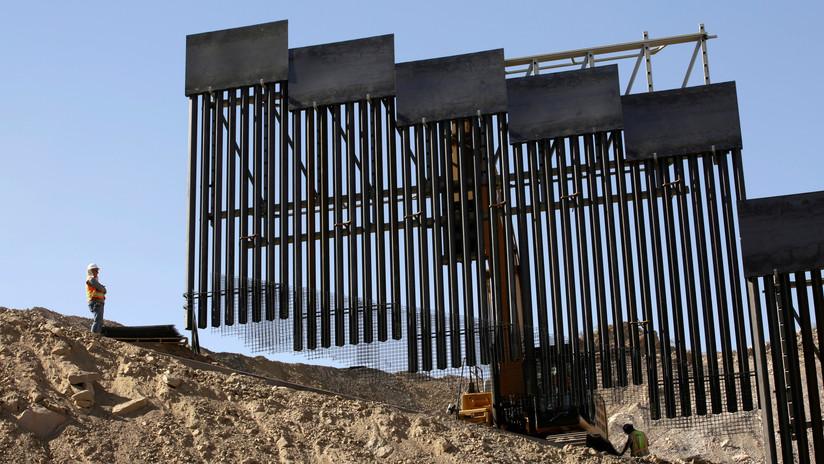 ¿Victoria? Trump recibió noticias sobre la construcción del muro fronterizo