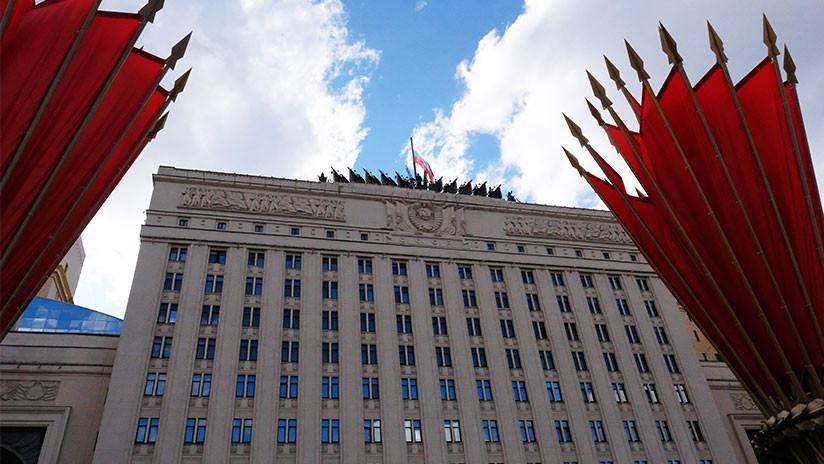 """Moscú tacha de """"mentira total"""" las noticias sobre la detención en Rumanía de equipo militar ruso para Serbia"""