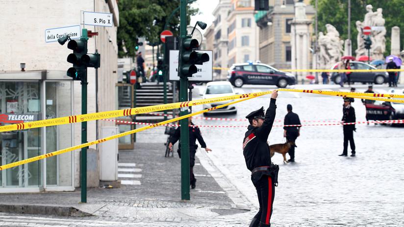 Roma: arrestaron a dos jóvenes estadounidenses por matar a un carabinero