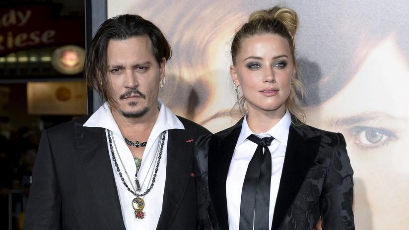Johnny Depp asegura que su exmujer le tiró una botella y le quemó la cara con un cigarrillo días después de la boda