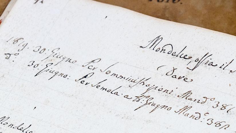 Hallan el fragmento de un poema erótico medieval en una abadía de Austria