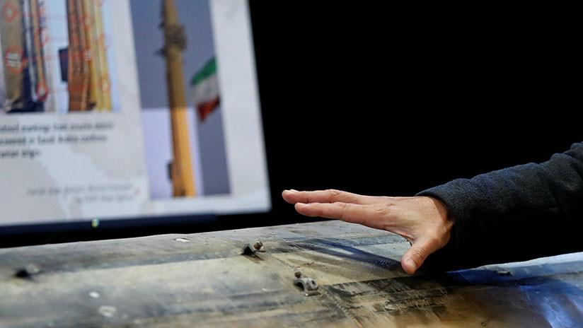 """Irán dice que no necesita """"el permiso de ninguna potencia"""" para probar sus misiles"""