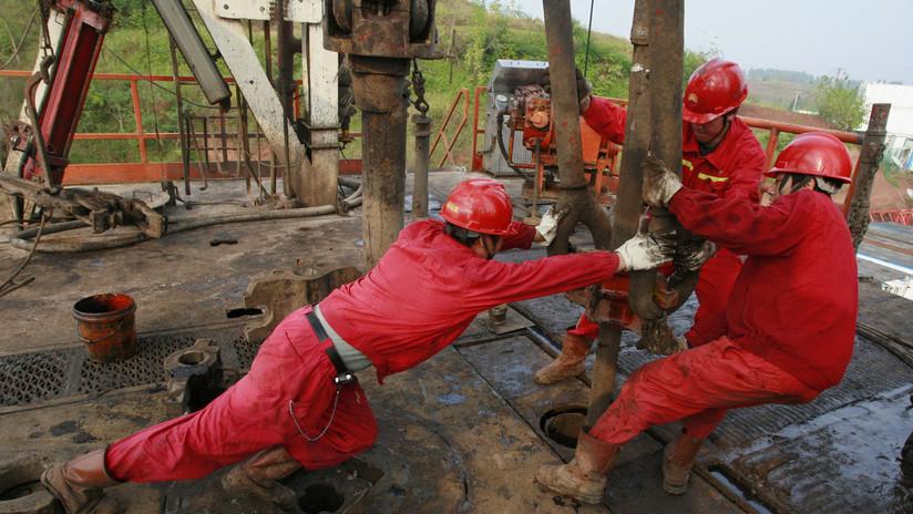 'Everest subterráneo': China construye un pozo petrolero de casi 9.000 metros de profundidad