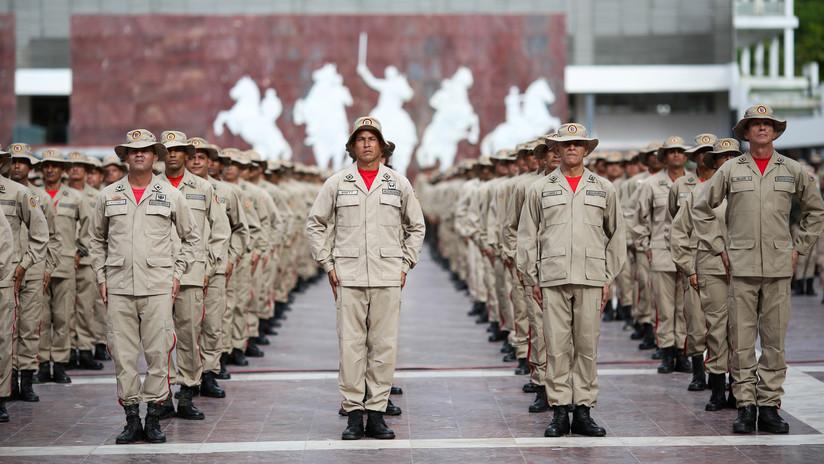 """Maduro: """"Más del 80 % de los venezolanos rechaza una intervención militar"""""""