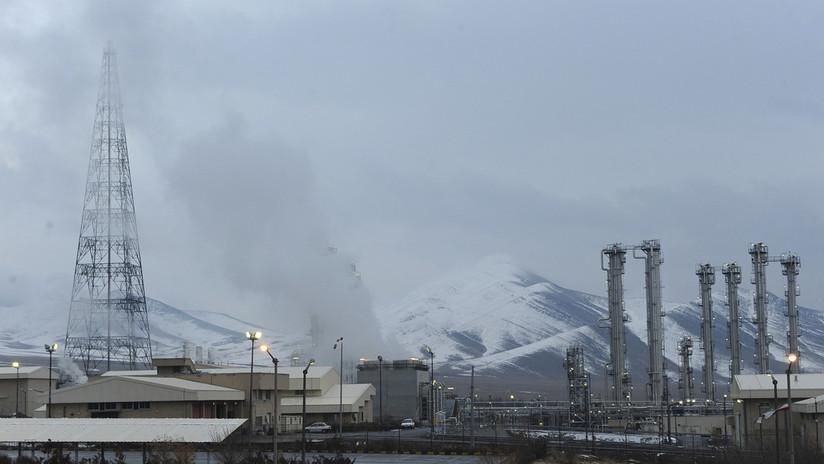 Irán planea reanudar las actividades en el reactor nuclear de agua pesada de Arak