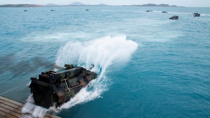 Futuro Naval Asiatico - Ejercicios en Bloque- fortalecimiento de zonas, rutas y operaciones combinadas 5d3db89008f3d9df598b45f4