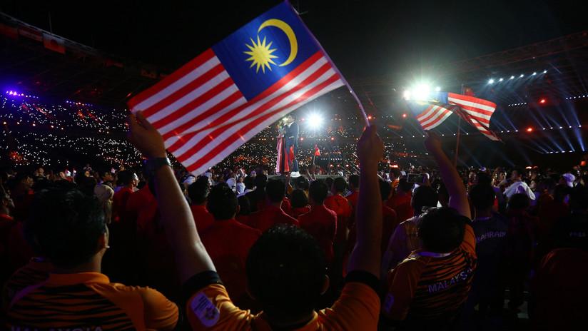 El mayor aplauso vikingo resuena en un estadio malasio con más de 83.500 hinchas de fútbol (VIDEO)