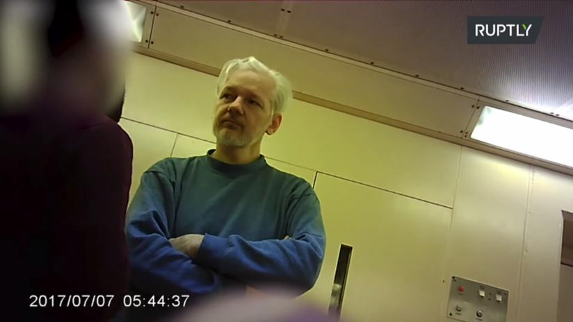 """Relator de la ONU: """"Assange puede enfrentarse a torturas u otro castigo cruel e inhumano si es extraditado a EE.UU."""""""