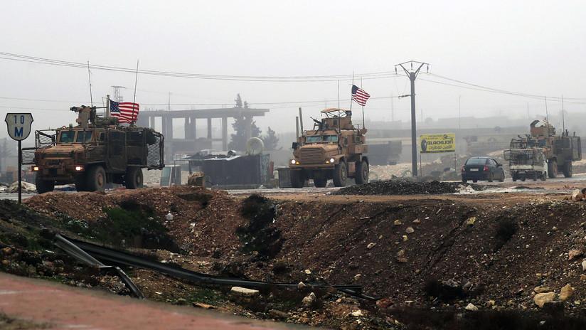 Rusia acusa a EE.UU. de saquear instalaciones petroleras de Siria