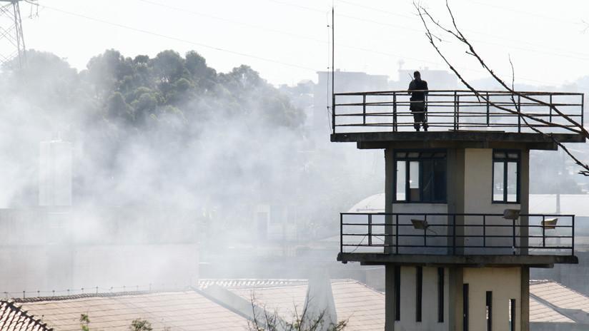 VIDEO: Motín en una cárcel en Brasil deja al menos 57 muertos, entre ellos 16 decapitados