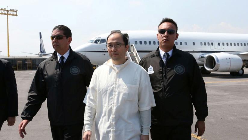 Quién es Zhenli Ye Gon, el empresario detrás del 'golpe financiero' más fuerte contra el narco en México