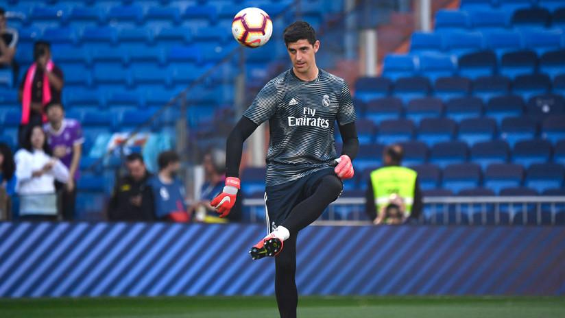 Aumentan los lesionados en el Real Madrid: Courtois es el quinto afectado en la pretemporada