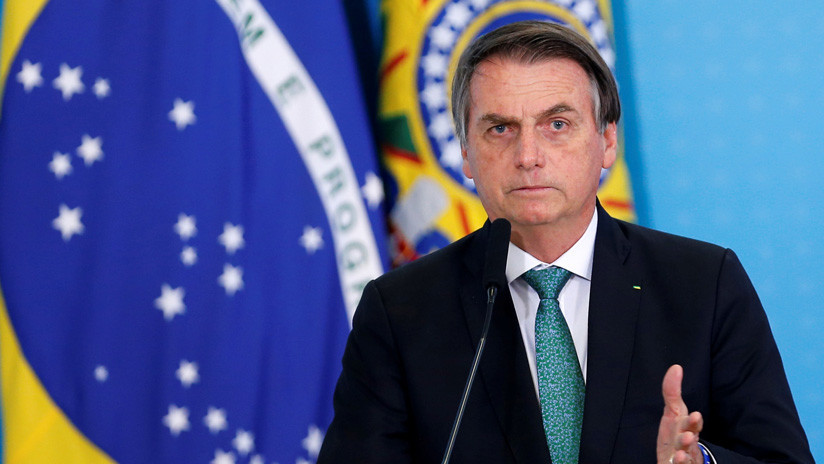 """Bolsonaro: """"Si el presidente del Colegio de Abogados quiere saber cómo desapareció su padre durante el período militar, se lo diré"""""""