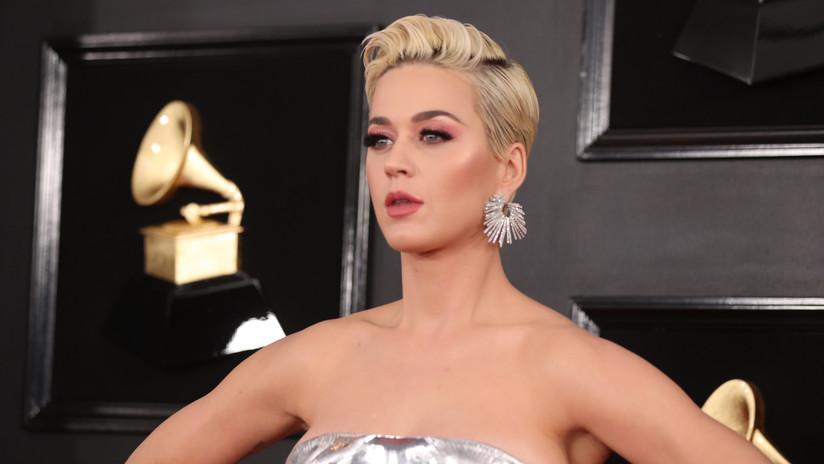 Declaran culpable a Katy Perry de haber copiado una canción de un rapero para su sencillo 'Dark Horse'