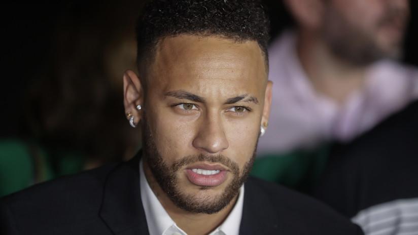La Policía brasileña retira la acusación de violación contra Neymar por falta de pruebas
