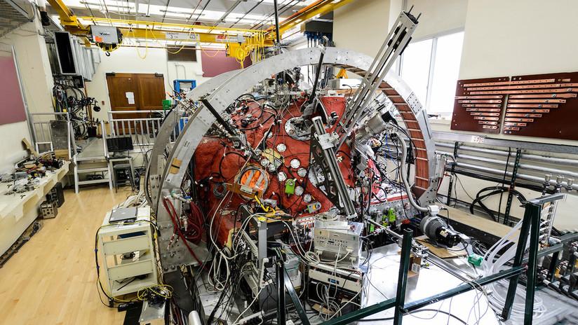 Físicos recrean en laboratorio las insólitas espirales del campo magnético del Sol