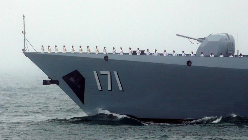 China realiza ejercicios militares frente a las costas de Taiwán en medio de las crecientes tensiones con EE.UU.