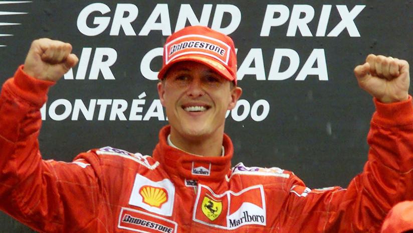 """Exdirector de Ferrari afirma que Schumacher """"no se rinde"""" y ve carreras de Fórmula 1 por televisión"""