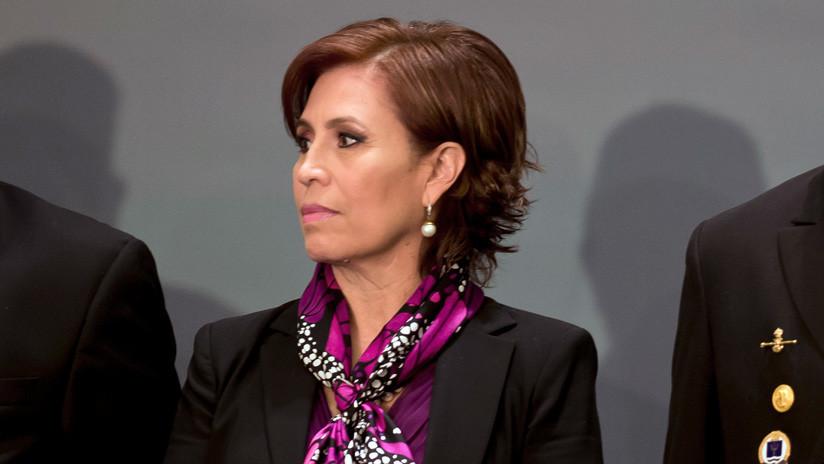 La Fiscalía de México imputa a la exsecretaria de Estado Rosario Robles por 'la Estafa Maestra'