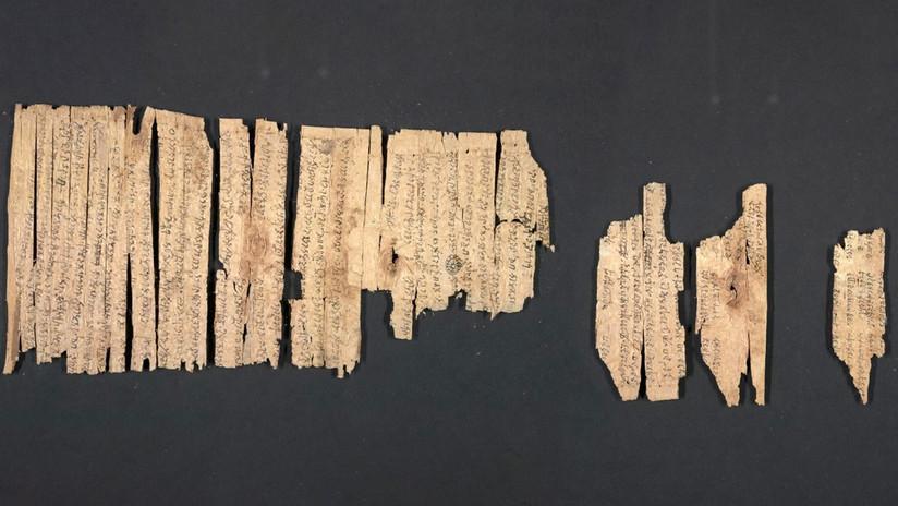 Hacen público un pergamino con más de 2.000 años de antigüedad sobre la historia temprana del budismo