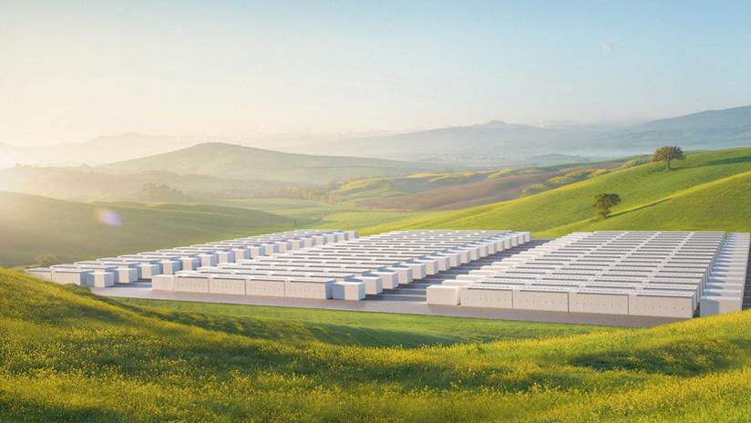 Tesla presenta Megapack, una enorme batería creada para generar electricidad