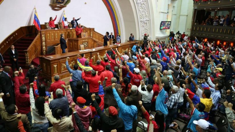 """Presidente de la ANC: """"Si hay que tomar decisiones duras en defensa de Venezuela, lo haremos"""""""
