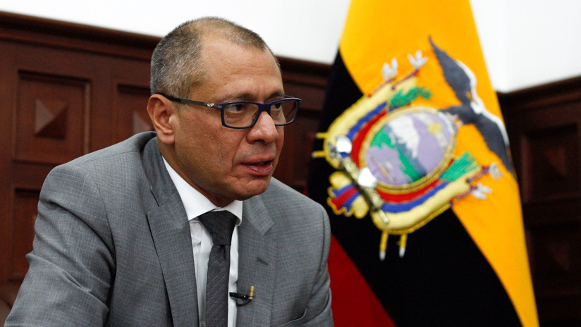 """""""Su vida corre un riesgo inminente"""": diputados europeos constatan condiciones de Jorge Glas en cárcel ecuatoriana"""