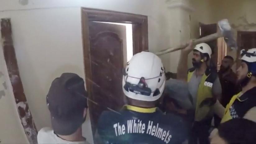 Twitter suspende la cuenta de la Embajada rusa en Siria después de que criticara a los Cascos Blancos
